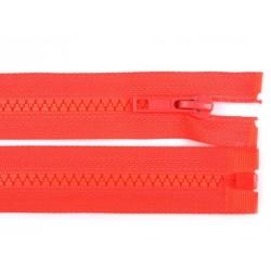 Cipzár 70 cm bontható neonpink GT10