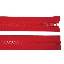 Cipzár 60 cm bontható piros GT10