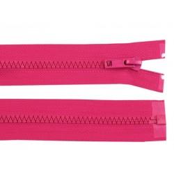 Cipzár 60 cm bontható pink GT10