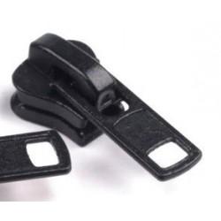 Cipzárkocsi 8 mm fekete