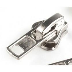 Cipzárkocsi 8 mm nickel