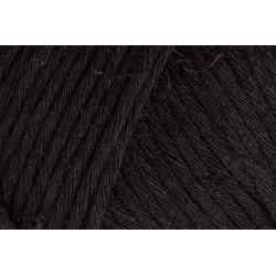 Soft Linen Mix fekete 50 g