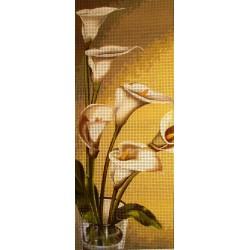 Gobelin 15x38 cm 412 Kálacsokor