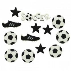 Dress It Up gombszett Soccer