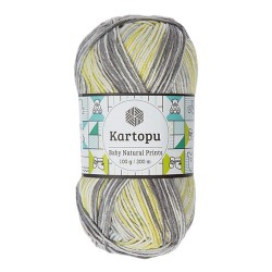 Baby Natural Prints farmer/sárga 100 g