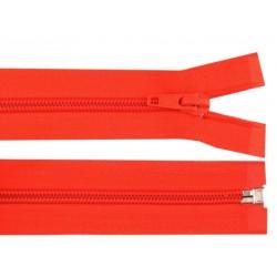 Cipzár 40 cm neonkorall bontható RT10