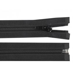 Cipzár 35 cm bontható fekete RT10