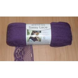 Sassy Lace lila 100 g