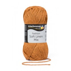 Soft Linen Mix fahéj 50 g