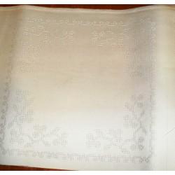 Aida keresztszemes terítő 30x30 cm