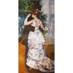 Gobelin 25x50 cm 331 Renoir -Városi tánc