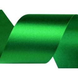 Szatén szalag 5 cm zöld 3 m/cs