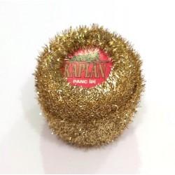 Kaplan csillogó efektfonal arany 20 g