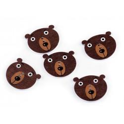 Fagomb medve