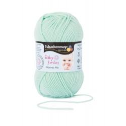Baby Smiles Merino Mix halványzöld 50 g