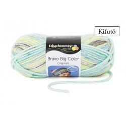 Bravo Big Color kék/zöld/sárga 200 g