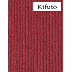 Merino Extrafine Cotton 120 piros 50 g