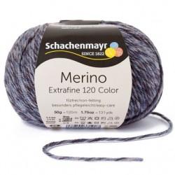 Merino Extrafine Color 120 00496 csomag 500 g