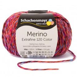 Merino Extrafine Color 120 00499 csomag 500 g
