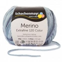 Merino Extrafine Color 120 00485 csomag 500 g