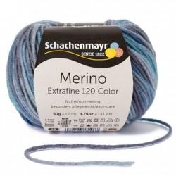 Merino Extrafine Color 120 00487 csomag 500 g