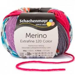 Merino Extrafine Color 120 00490 csomag 500 g