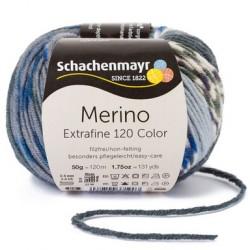 Merino Extrafine Color 120 00494 csomag 500 g