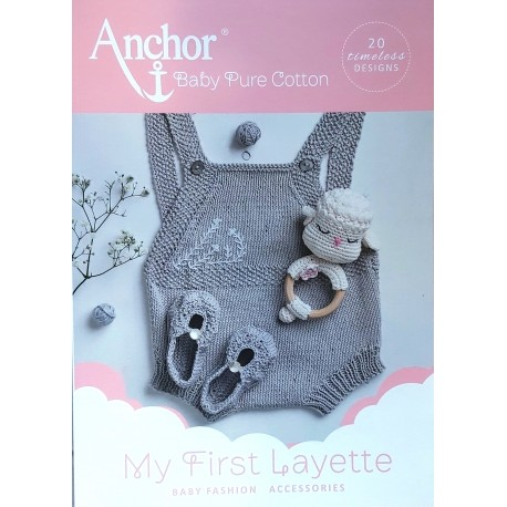 Anchor My First Layette