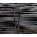 Gumi 0,2 cm hengeres fekete