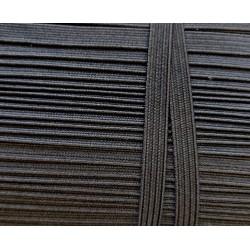 Gumi 0,8 cm fekete