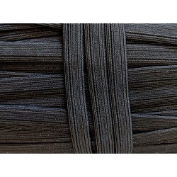 Csőgumi 10 mm fekete
