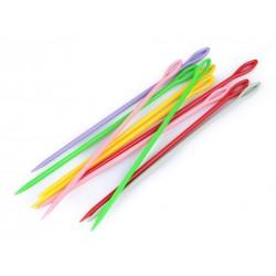 Szövőtű műanyag vegyes színek
