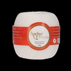Anchor Freccia fehér 20-as 100 g