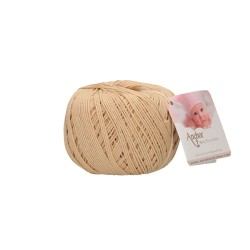 Baby Pure Cotton 50 g bézs