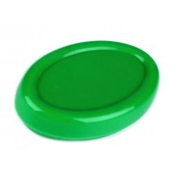 Mágneses tűtartó zöld