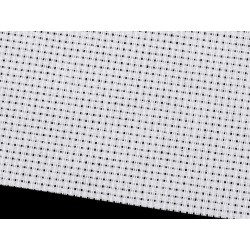 Aida 4 fehér 20x30 cm