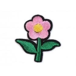 Vasalható folt rózsaszín virág
