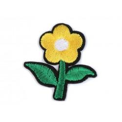 Vasalható folt sárga virág