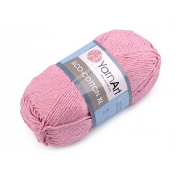 Eco-Cotton XL rózsaszín 200 g