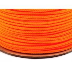 Zsinór 0,4 cm narancssárga