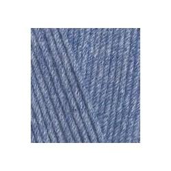 Cotton Gold Hobby kék melange 50 g