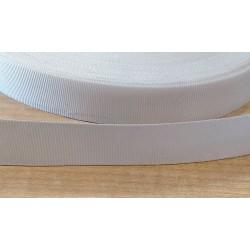 Ripsz szalag 2,2 cm fehér