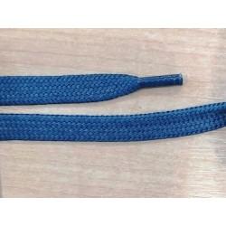 Cipőfűző lapos sport 120 cm kék