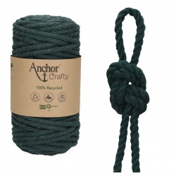 Anchor Crafty 250 g sötétzöld