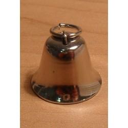 Csengettyű 2 cm ezüstszínű