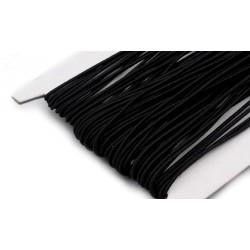 Kalapgumi 0,1 cm fekete