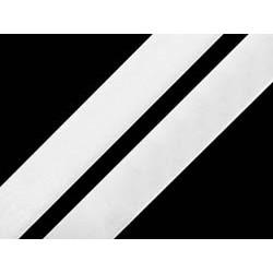 Tépőzár 2,5 cm fehér