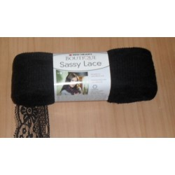 Sassy Lace fekete 100 g