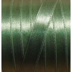 Szatén szalag 0,6 cm fűzöld