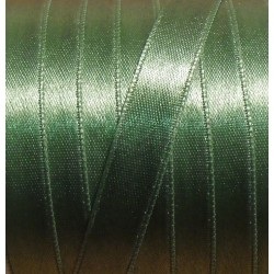 Szatén szalag 0,9 cm fűzöld